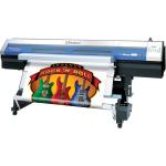 Широкоформатный станок печати на жестких листовых материалах  INCA Digital